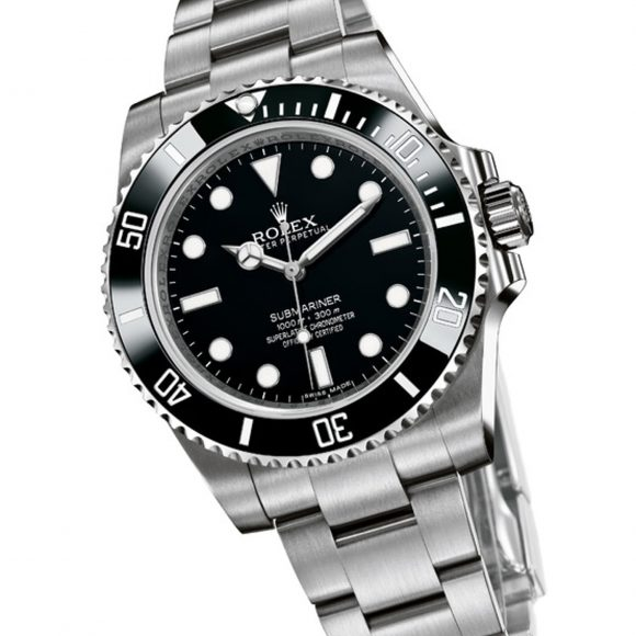 Rolex Submariner 'No Date' 124060 For 2020